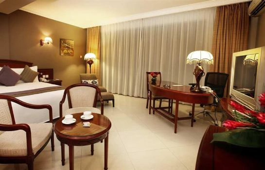 Suite DoubleTree by Hilton Dar es Salaam - Oyster Bay