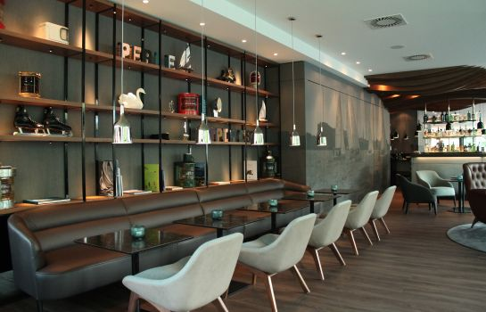 Lobby Motel One Hamburg-Alster
