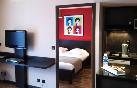 Suite Best Western Park Hotel Geneve-Thoiry