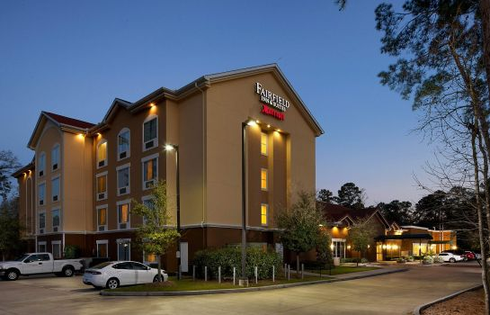Außenansicht Fairfield Inn & Suites Houston Intercontinental Airport