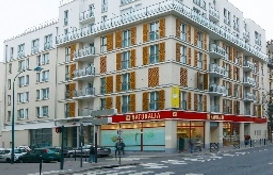 Appart city paris clichy mairie r sidence h teli re for Location appart meuble paris