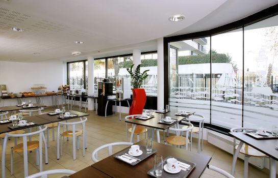 Restaurant Comfort Suites Port Marly Paris Ouest