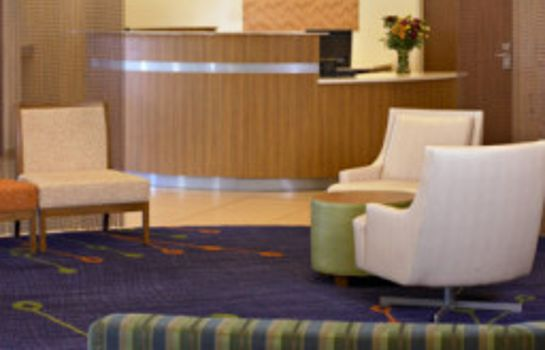 Hotelhalle SpringHill Suites St. Louis Airport/Earth City