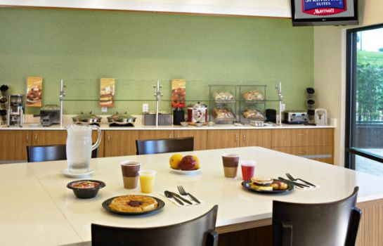 Restaurant SpringHill Suites St. Louis Airport/Earth City