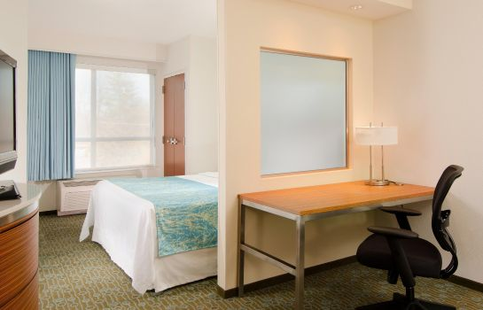 Zimmer SpringHill Suites St. Louis Airport/Earth City