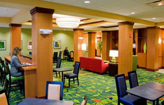 Hotelhalle Fairfield Inn & Suites Columbus Polaris