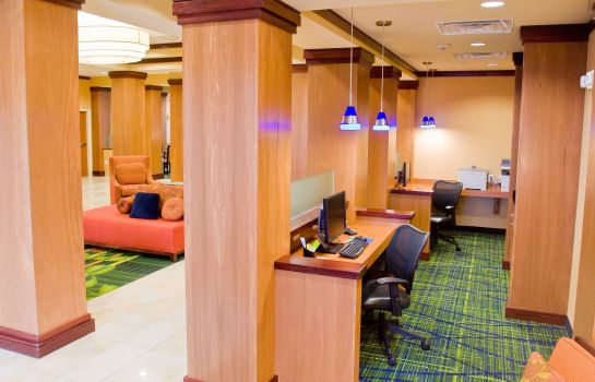 Info Fairfield Inn & Suites Columbus Polaris
