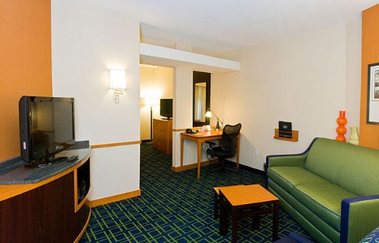 Zimmer Fairfield Inn & Suites Columbus Polaris