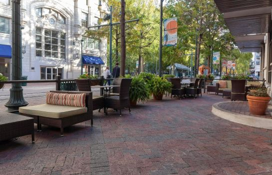 Restaurant Courtyard Memphis Downtown