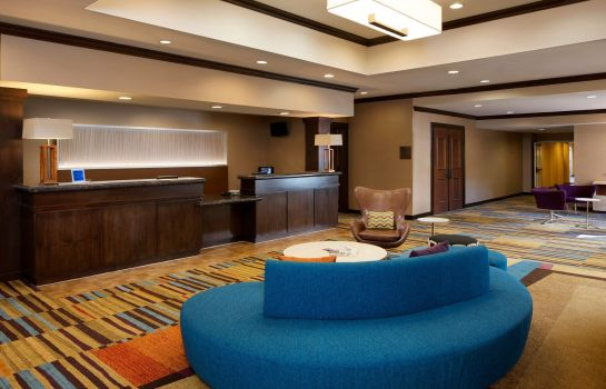 Hotelhalle Fairfield Inn & Suites Houston Intercontinental Airport