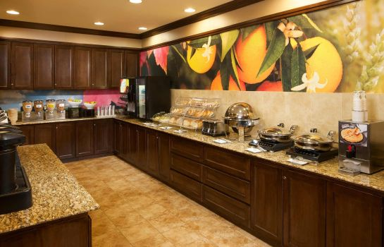 Restaurant Fairfield Inn & Suites Houston Intercontinental Airport