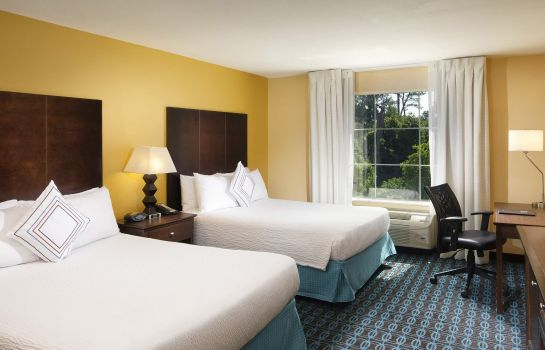 Zimmer Fairfield Inn & Suites Houston Intercontinental Airport