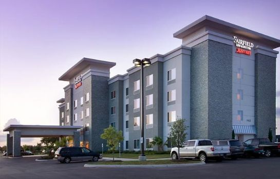 Außenansicht Fairfield Inn & Suites New Braunfels