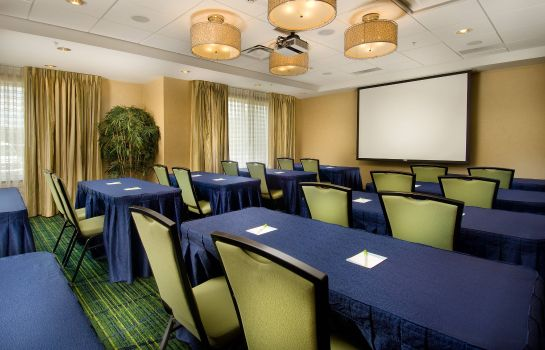 Conference room Fairfield Inn & Suites New Braunfels