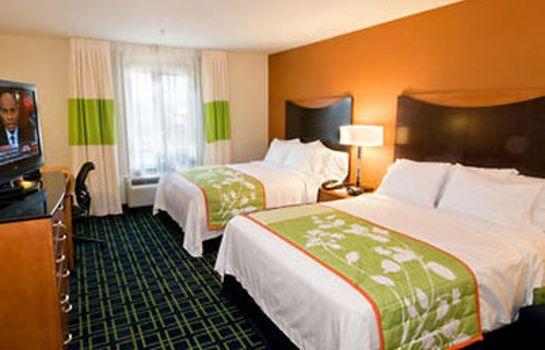 Zimmer Fairfield Inn & Suites New Braunfels