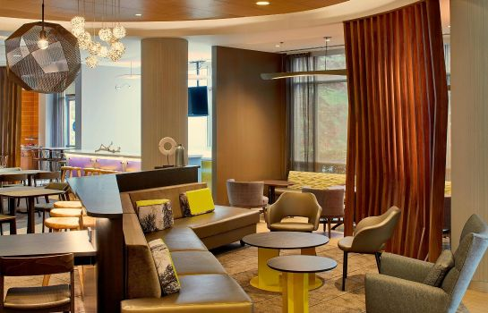 Hotel-Bar SpringHill Suites Atlanta Airport Gateway