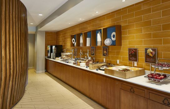 Restaurant SpringHill Suites Atlanta Airport Gateway