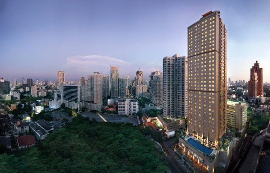 Außenansicht Sukhumvit Park Bangkok - Marriott Executive Apartments