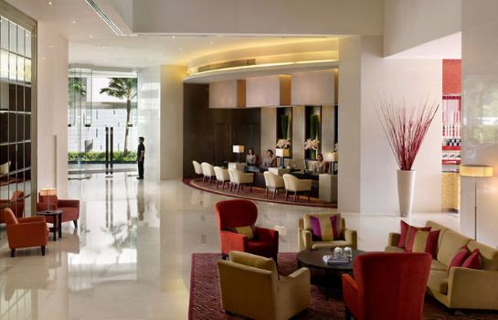 Lobby Marriott Executive Apartments-Sukhumvit Park Bangkok