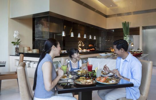 Restaurant Sukhumvit Park Bangkok - Marriott Executive Apartments