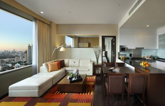 Suite Sukhumvit Park Bangkok - Marriott Executive Apartments