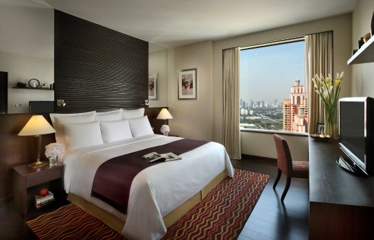 Zimmer Sukhumvit Park Bangkok - Marriott Executive Apartments