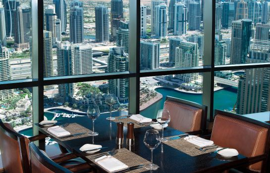Restaurant Dubai Marriott Harbour Hotel & Suites