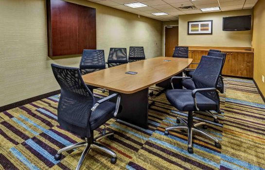 Tagungsraum Fairfield Inn & Suites Oklahoma City NW Expressway/Warr Acres