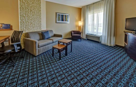 Zimmer Fairfield Inn & Suites Oklahoma City NW Expressway/Warr Acres