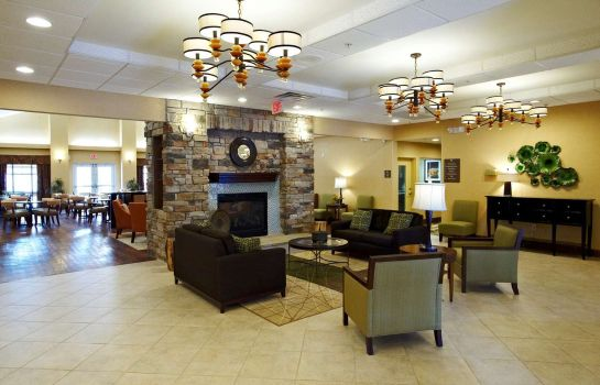 Lobby Homewood Suites by Hilton Birmingham-SW-Riverchase-Galleria