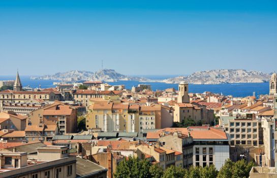Buitenaanzicht Holiday Inn Express MARSEILLE - SAINT CHARLES