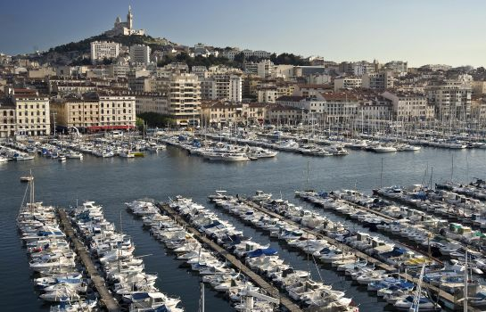 Info Holiday Inn Express MARSEILLE - SAINT CHARLES