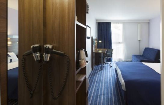 Kamers Holiday Inn Express MARSEILLE - SAINT CHARLES