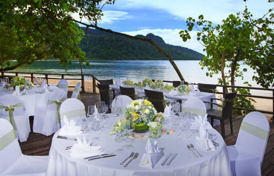 Sala congressi The Andaman a Luxury Collection Resort Langkawi