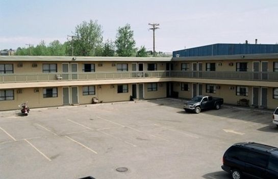 Buitenaanzicht Travelodge by Wyndham Dawson Creek