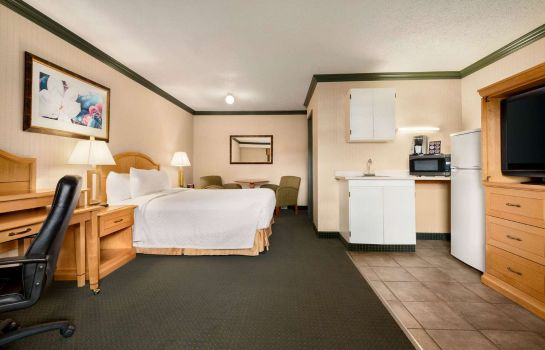 Kamers Travelodge by Wyndham Dawson Creek