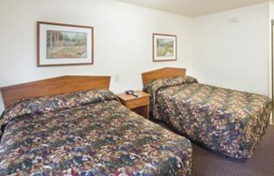 Habitación WOODSPRING SUITES ASHEVILLE