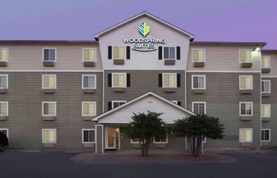 Exterior view WOODSPRING SUITES AUSTIN NORTH