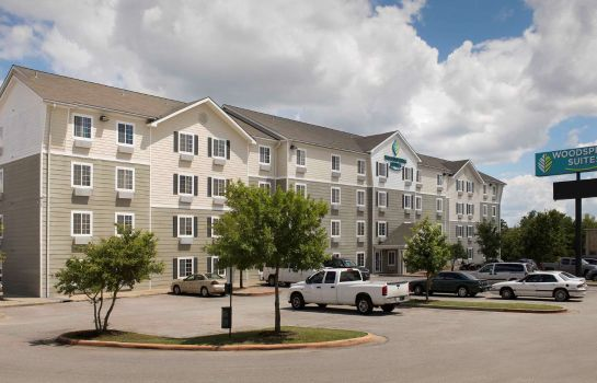 Vista esterna WOODSPRING SUITES AUSTIN NORTH