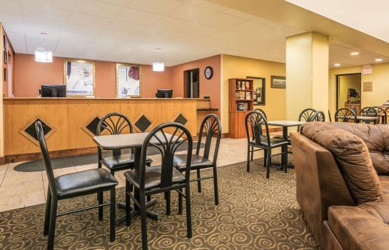 Lobby RAMADA LIMITED BILLINGS