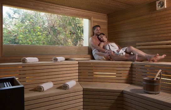Sauna Hotel La Rocca Resort & Spa