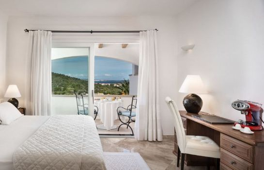 Standardzimmer Hotel La Rocca Resort & Spa