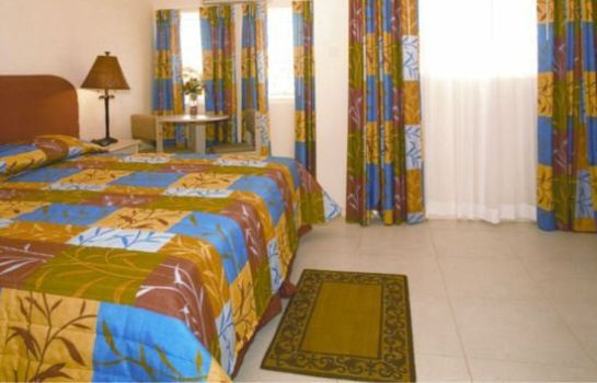 Hol hotelowy TROPICAL WINDS APARTMENT HOTEL