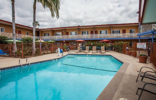 Imagen Quality Inn & Suites Anaheim At The Park