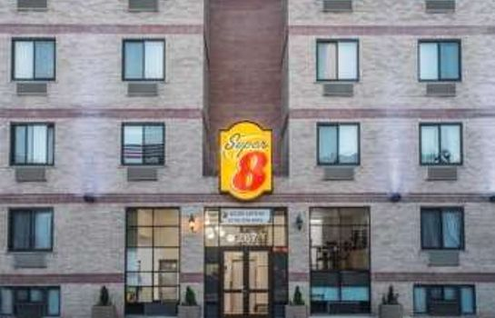 Hol hotelowy SUPER 8 BROOKLYN