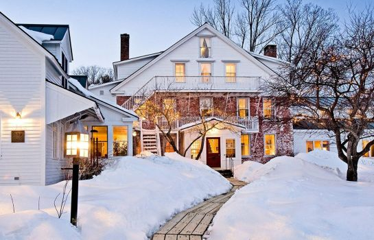 Buitenaanzicht Windham Hill Inn