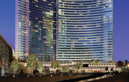 Vista esterna Vdara Hotel and Spa