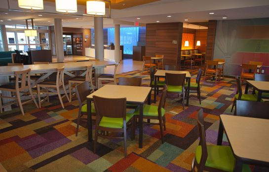 Hotelhalle Fairfield Inn & Suites Columbus Airport