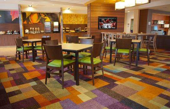 Restaurant Fairfield Inn & Suites Columbus Airport