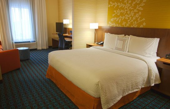 Suite Fairfield Inn & Suites Columbus Airport